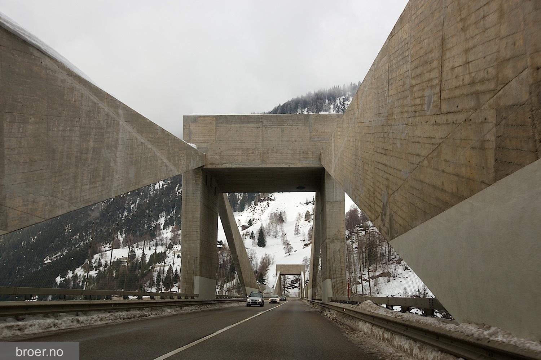 bilde av Ganter broen