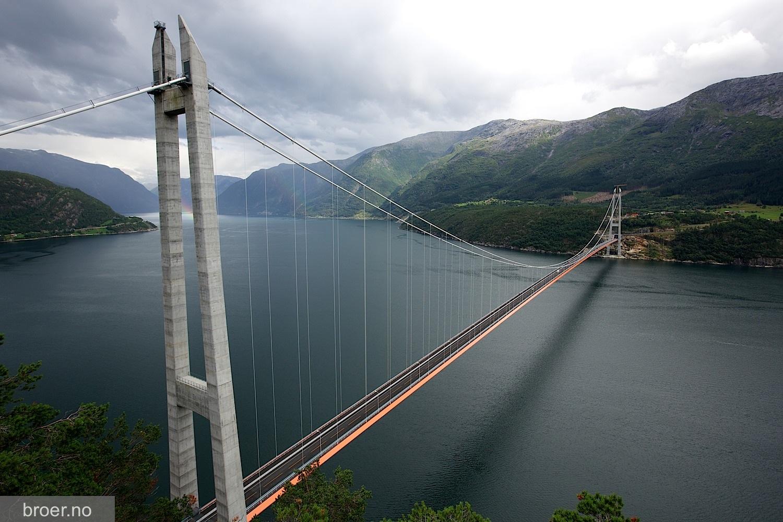 picture of Hardanger Bridge