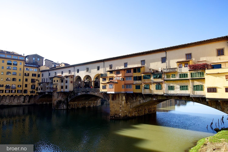bilde av Ponte Vecchio