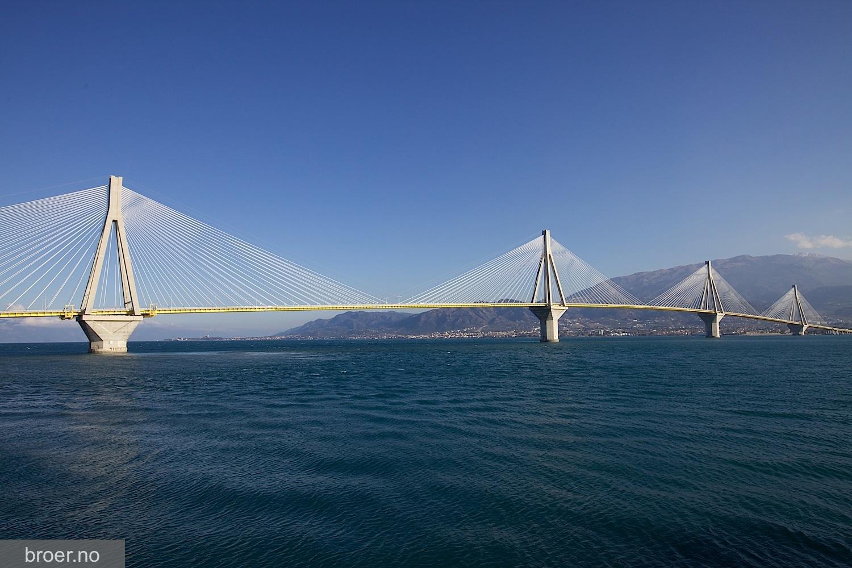 Rio–Antirrio broen