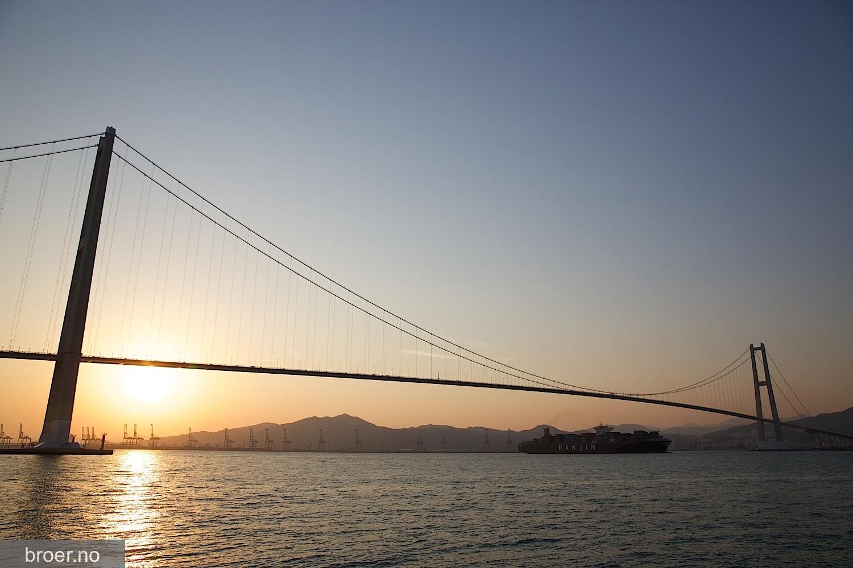 picture of Yi Sun-sin Bridge