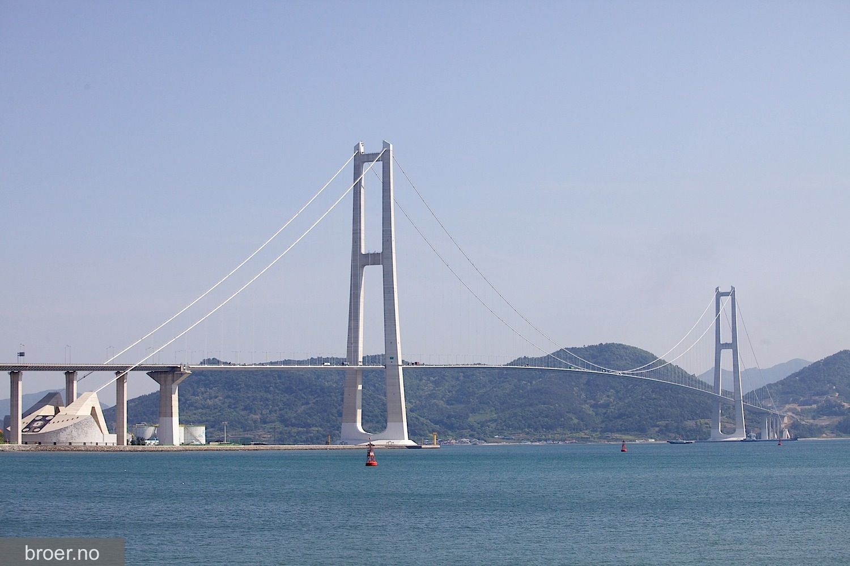 bilde av Yi Sun-sin broen