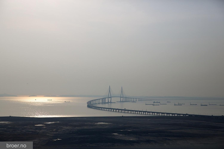 bilde av Incheon broen