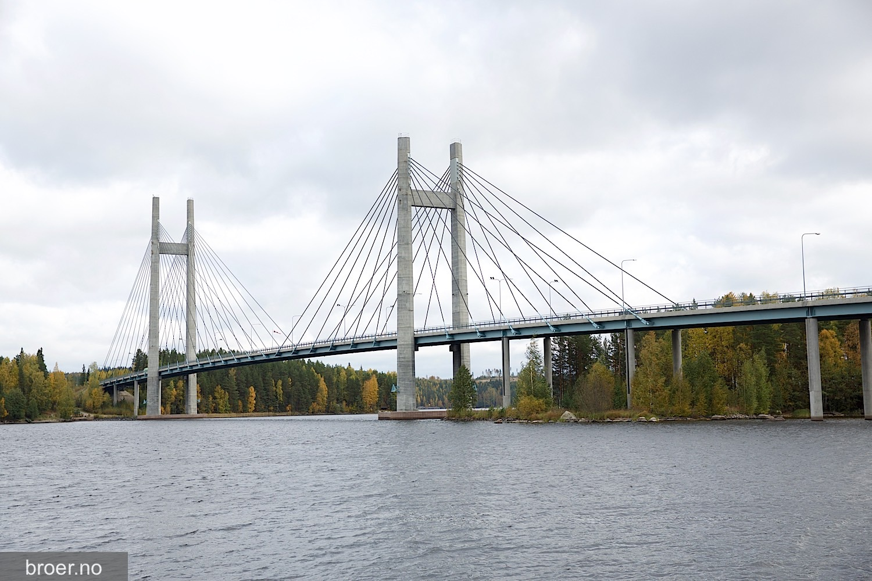 bilde av Kärkinen broen