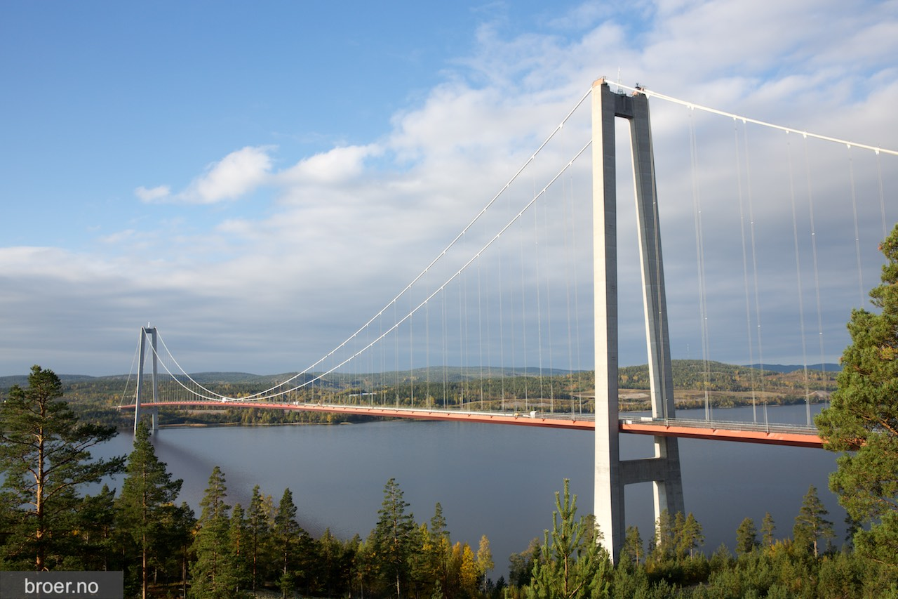 picture of Höga Kusten Bridge