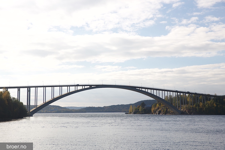 bilde av Sandö broen