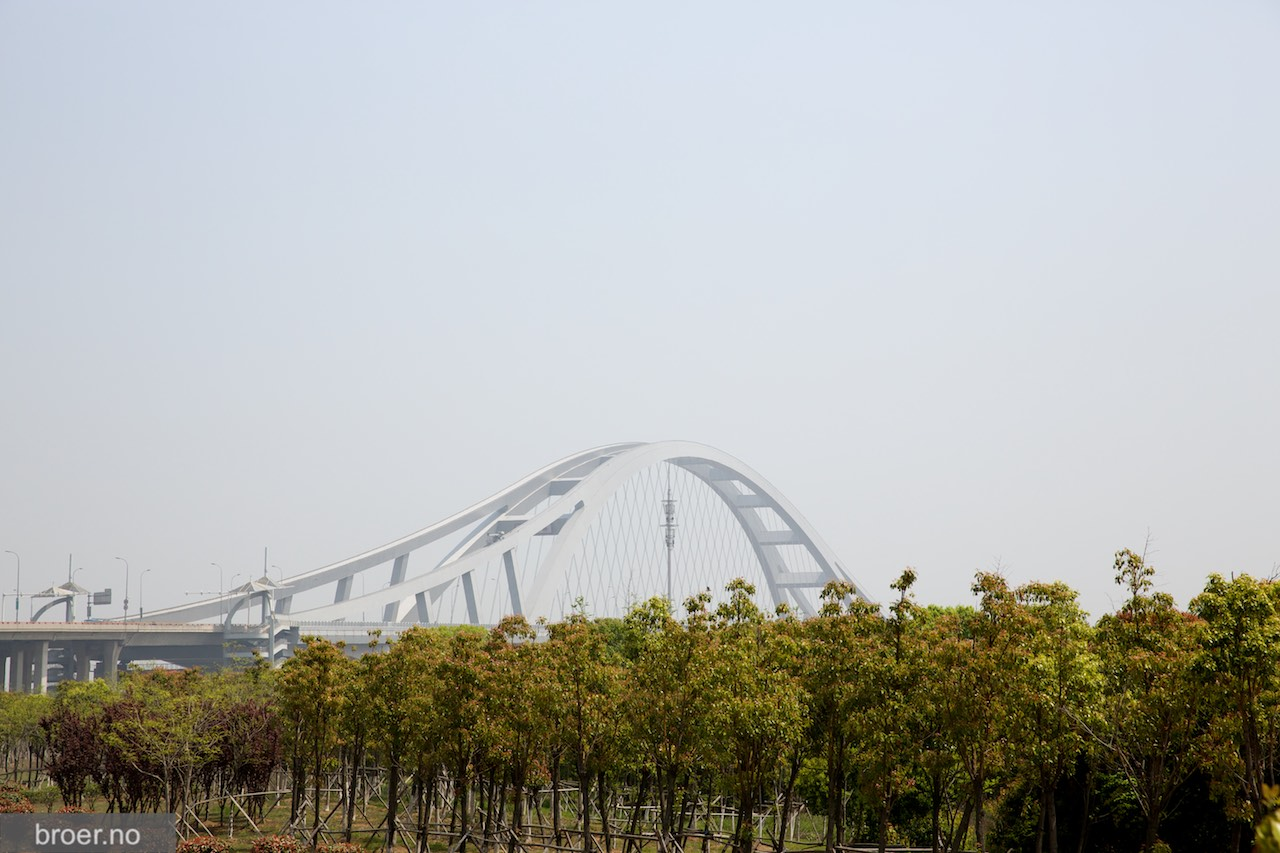picture of Mingzhou Bridge