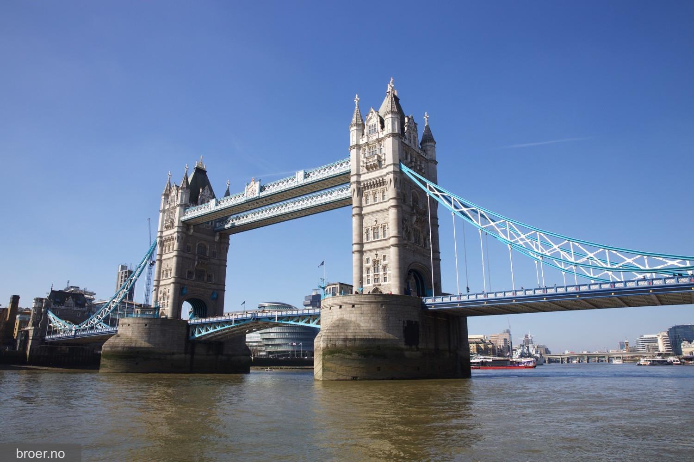 bilde av Tower Bridge
