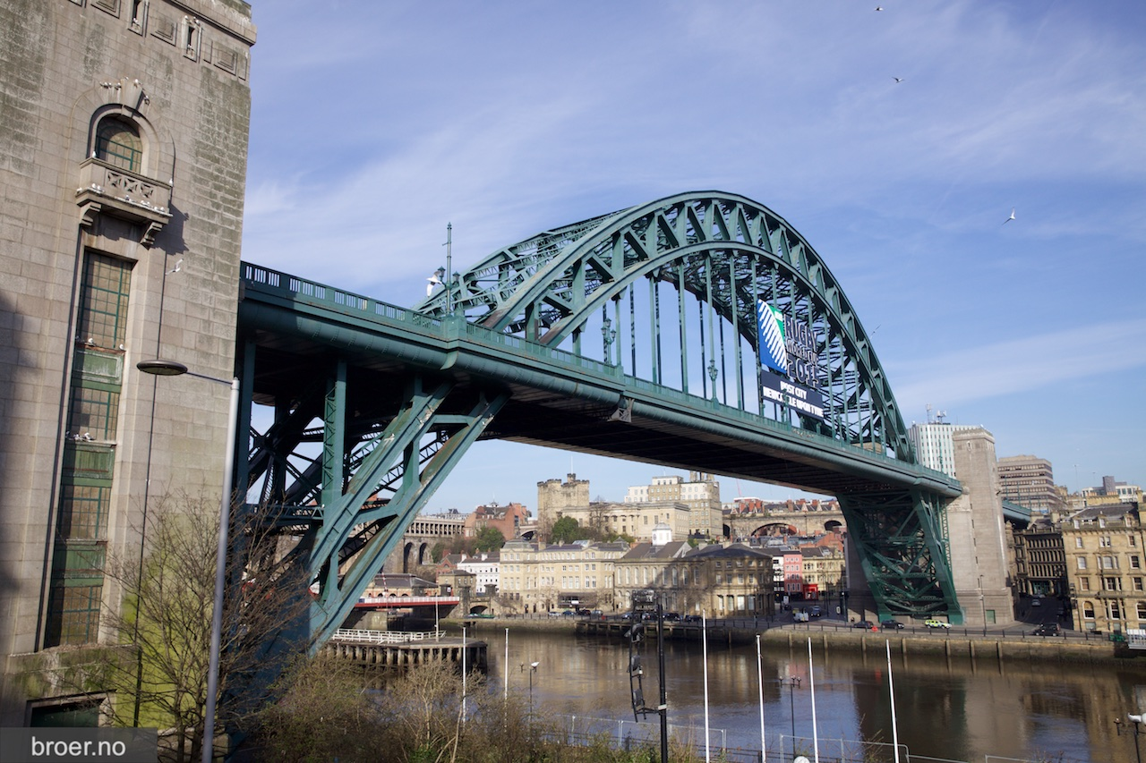 bilde av Tyne Bridge