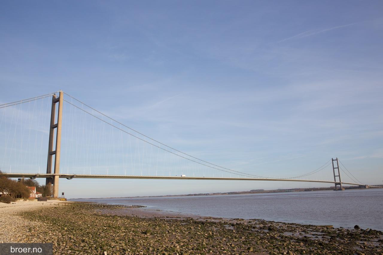 picture of Humber Bridge