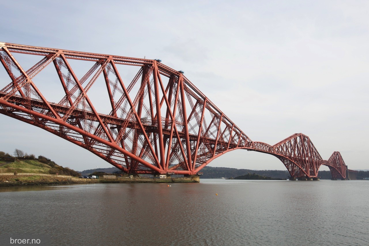 picture of Forth Bridge