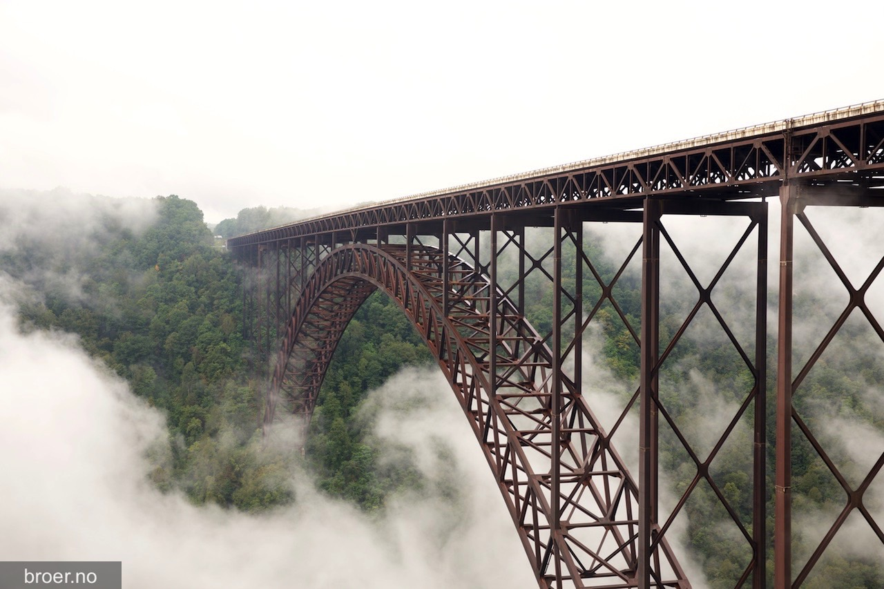 picture of New River Gorge Bridge