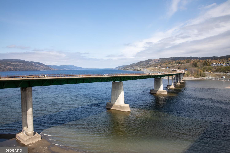 picture of Minnesund bridge