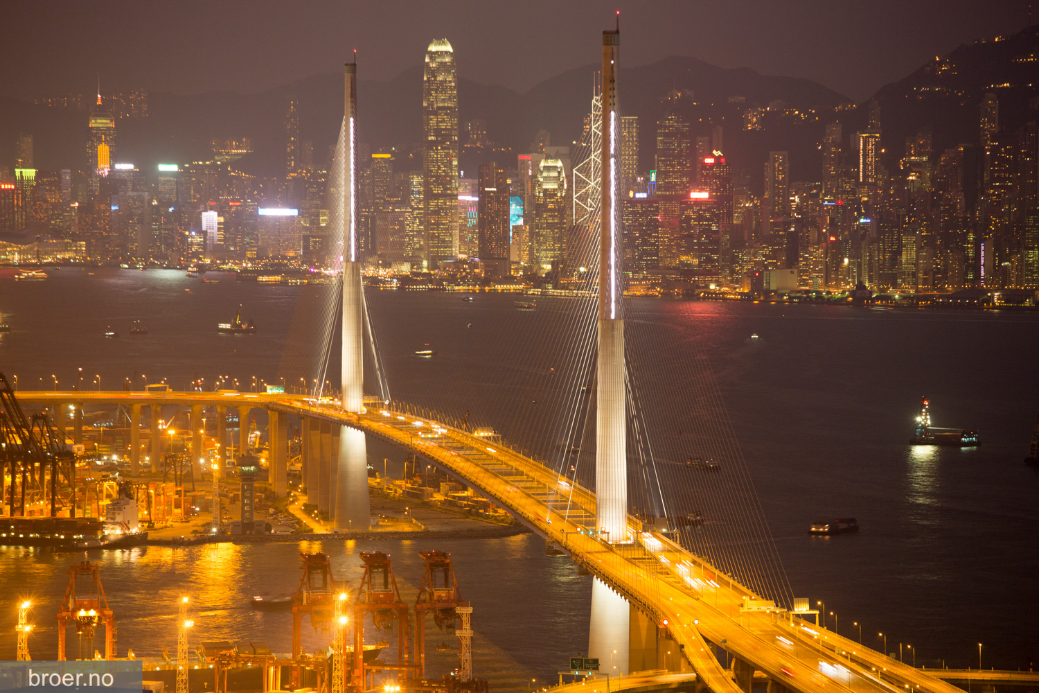 picture of Stonecutters Bridge