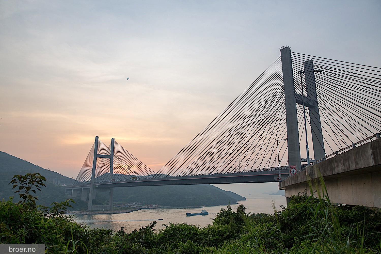 bilde av Kap Shui Mun Bridge