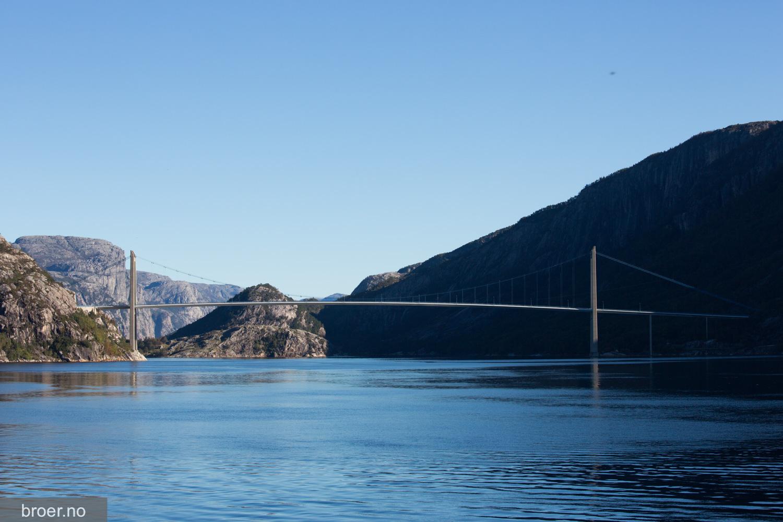 picture of Lysefjord Bridge