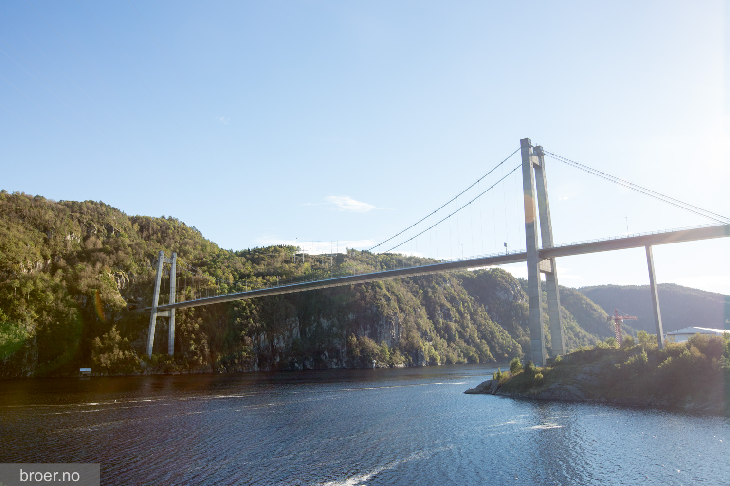 picture of Fedafjord Bridge
