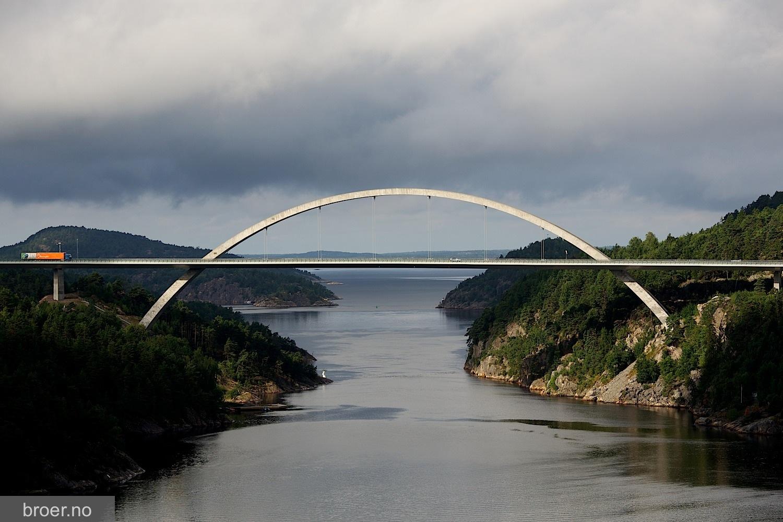 picture of Svinesund Bridge
