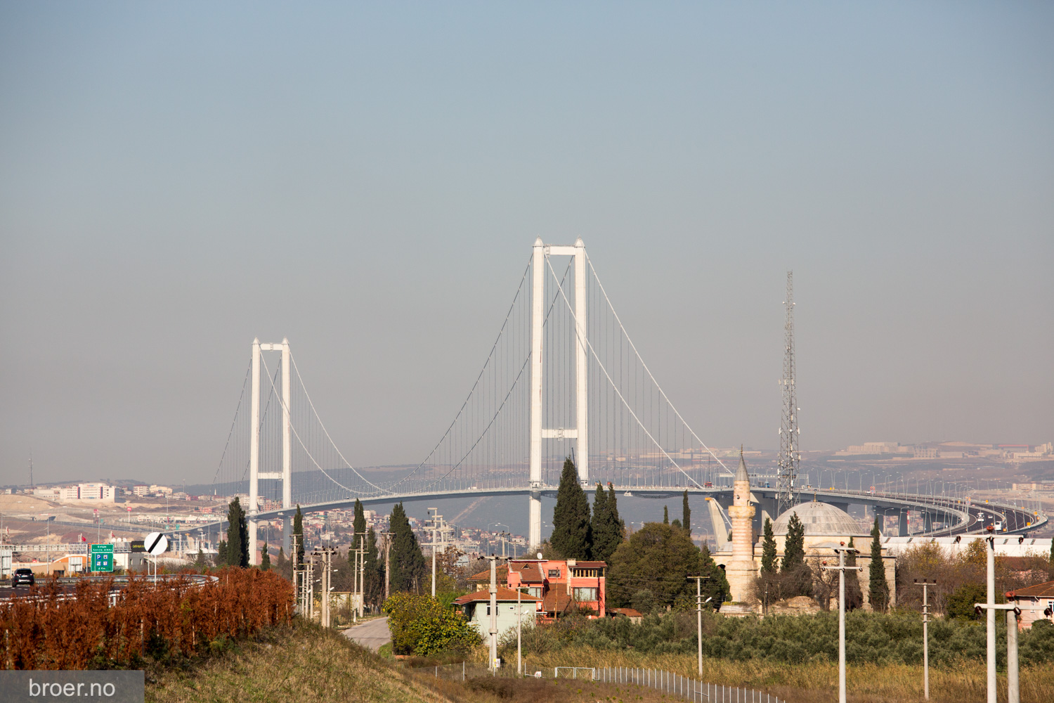picture of Osman Gazi Bridge
