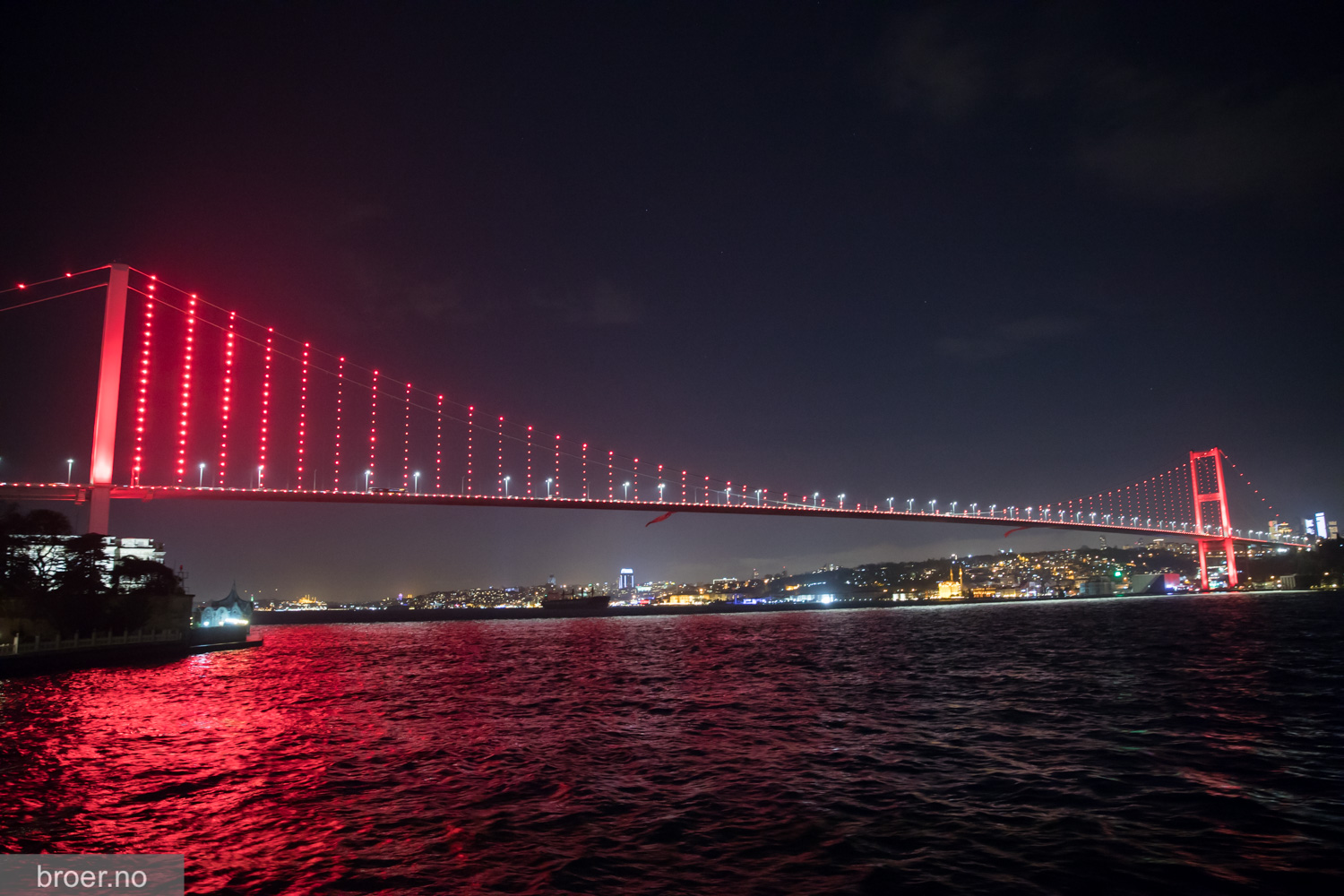 picture of Bosphorus Bridge