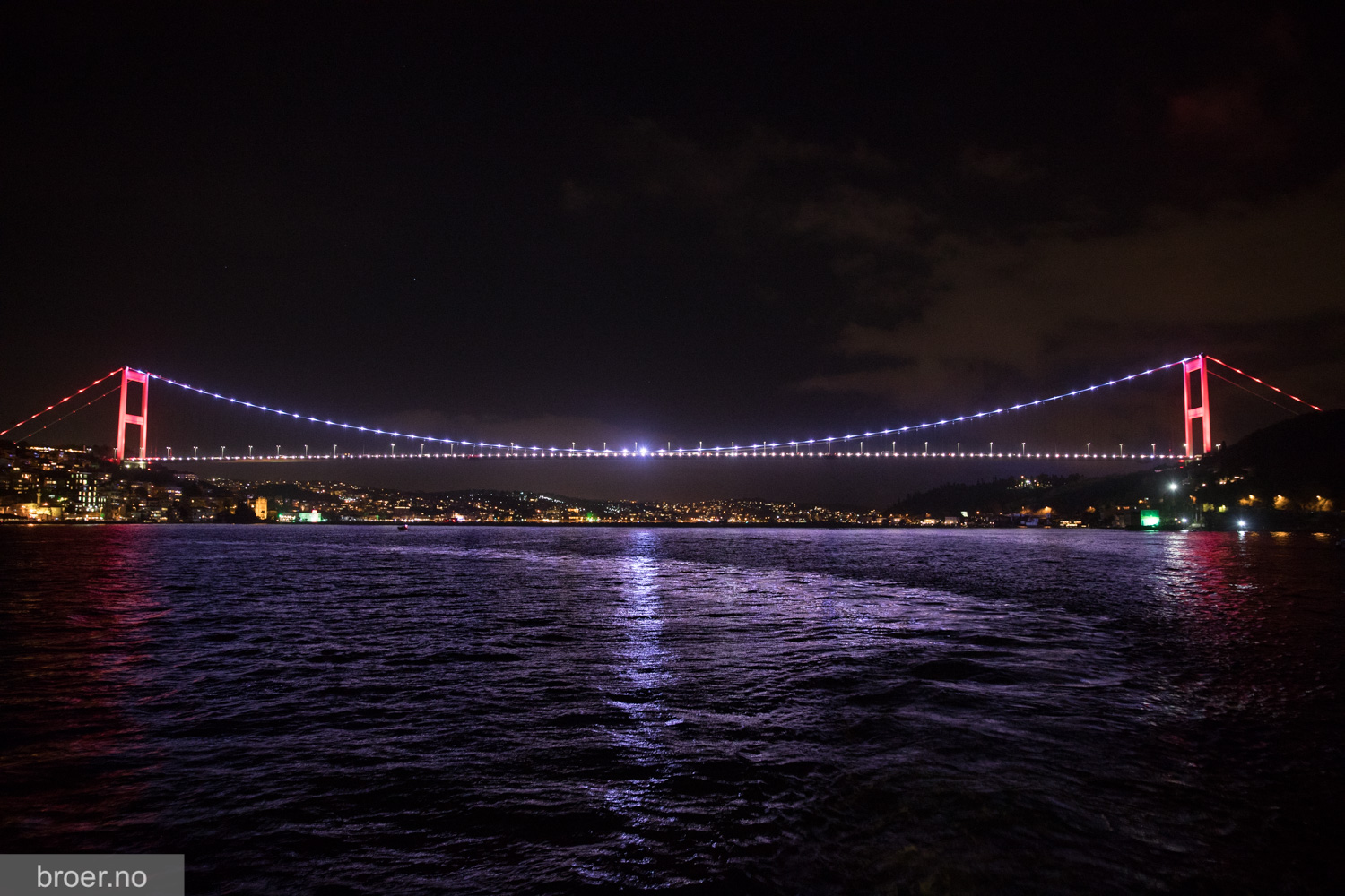 picture of Fatih Sultan Mehmet Bridge