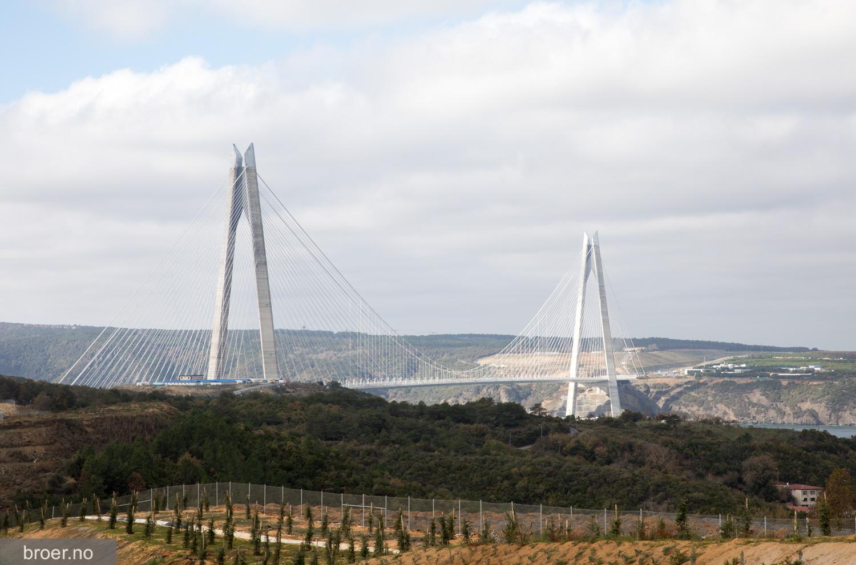 picture of Yavuz Sultan Selim Bridge