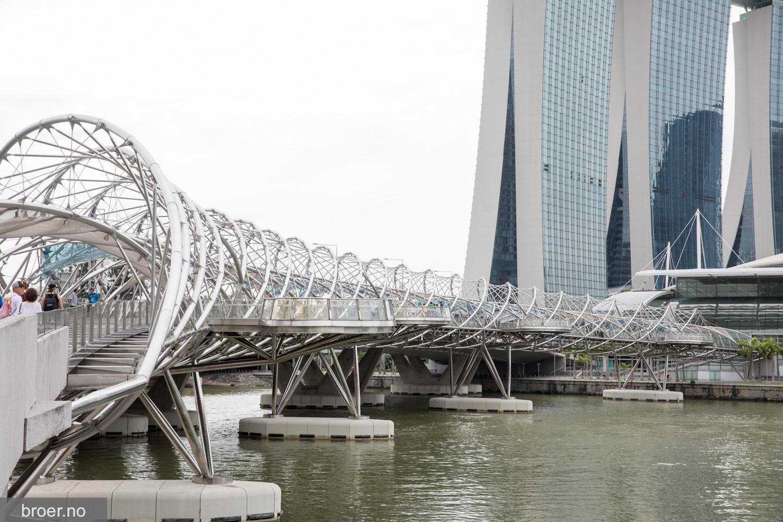 picture of Helix Bridge