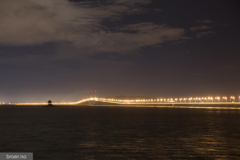 bilde av Penang Bridge