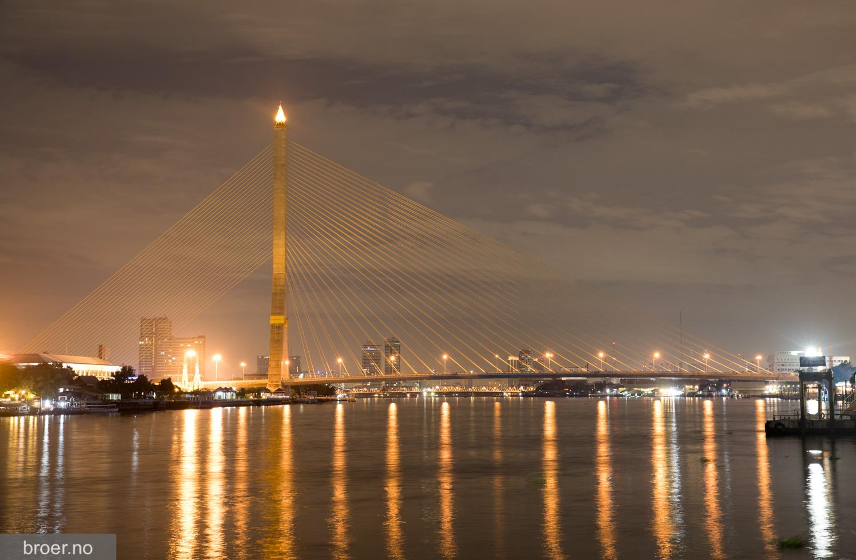 picture of Rama VIII Bridge