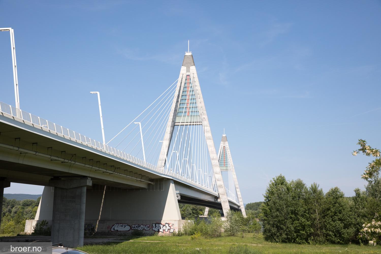 picture of Megyeri Bridge