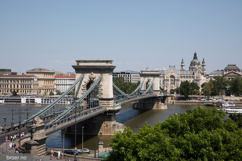 bilde av Chain Bridge