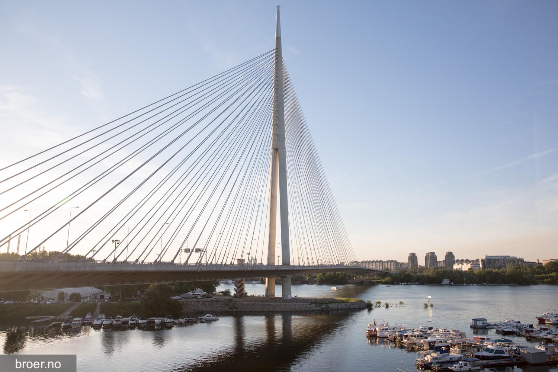 bilde av Ada Bridge