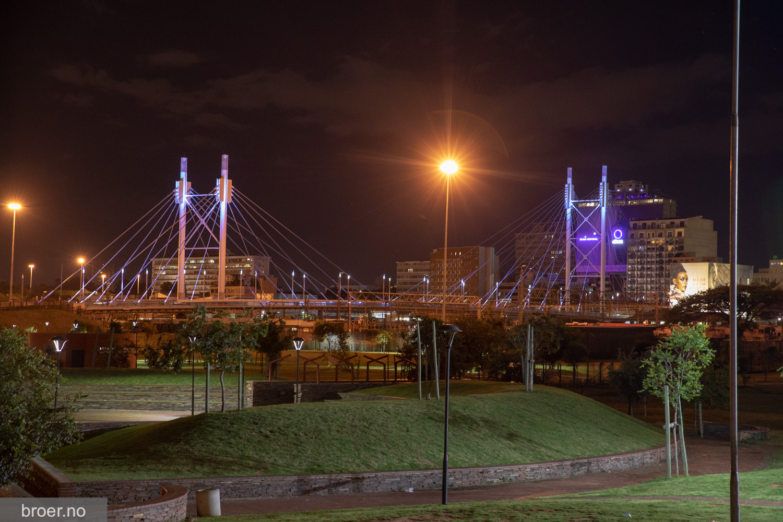 bilde av Nelson Mandela Bridge