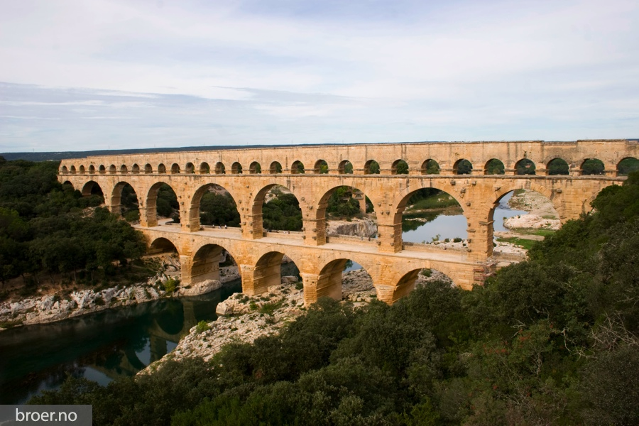picture of Pont du Gard