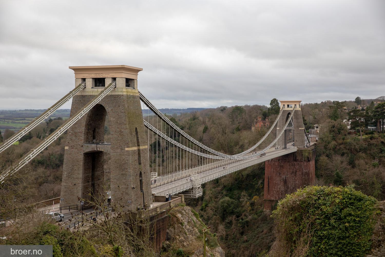 picture of Clifton Suspension Bridge