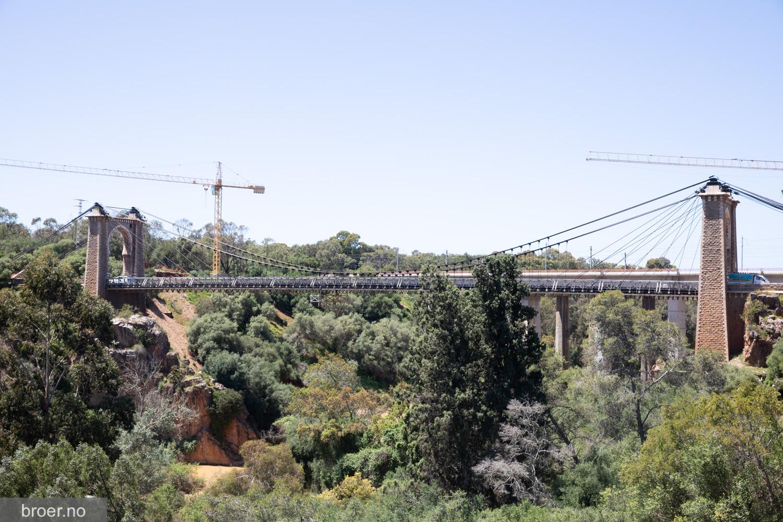 bilde av Oued Skhirat Bridge