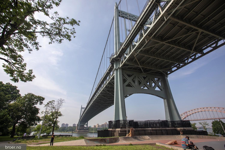 bilde av Robert F. Kennedy Bridge