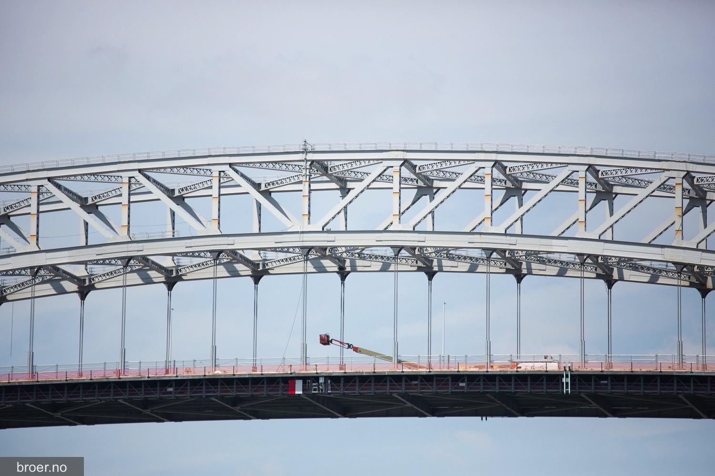 bilde av Bayonne Bridge