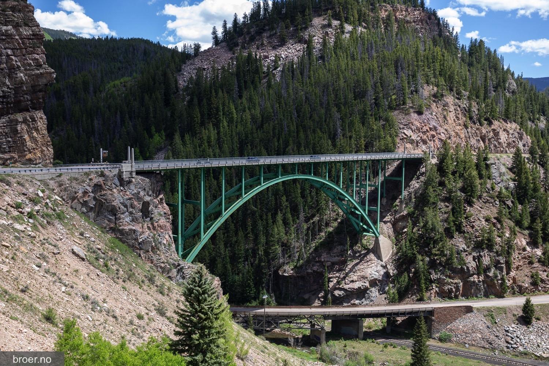 bilde av Red Cliff Bridge