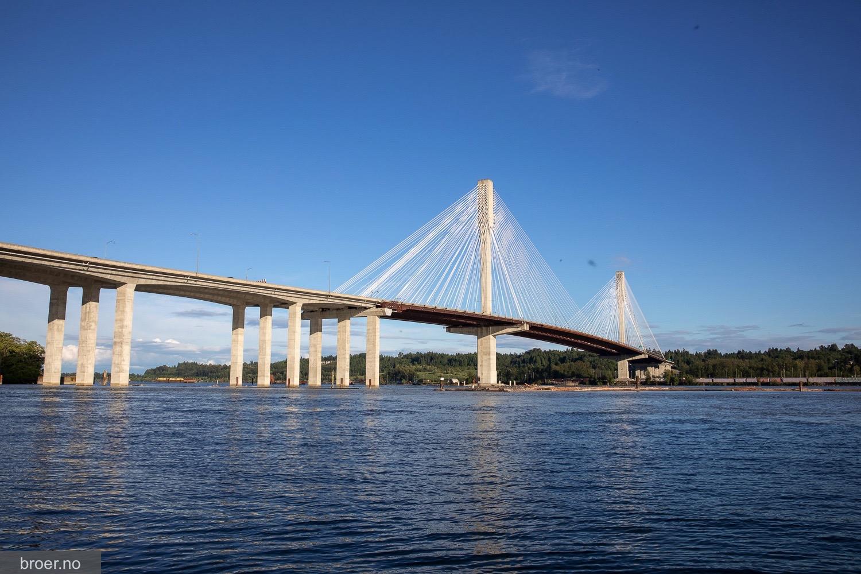 bilde av Port Mann Bridge