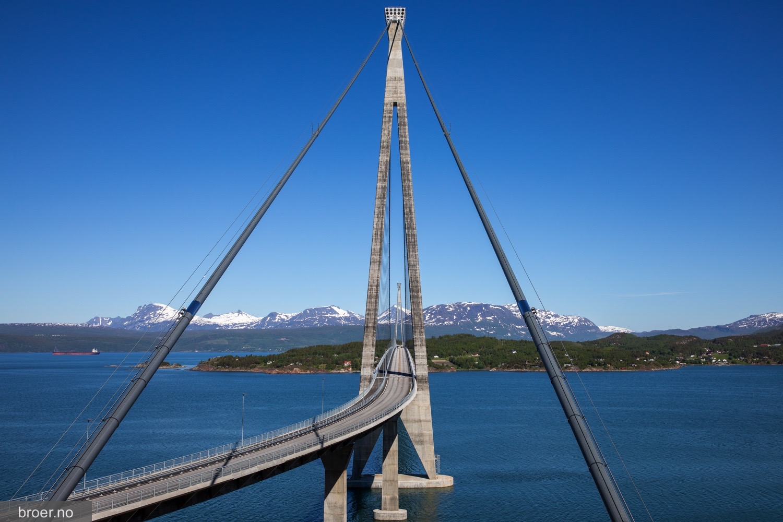picture of Hålogaland Bridge