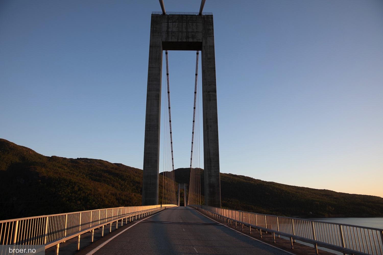 bilde av Skjomen Bridge