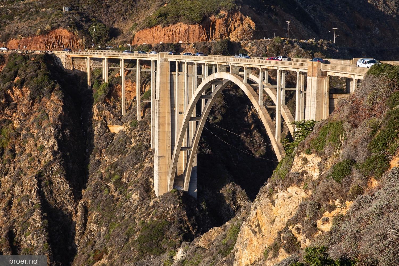 bilde av Bixby Creek Bridge