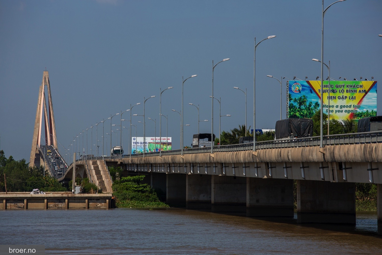 bilde av Rach Mieu Bridge