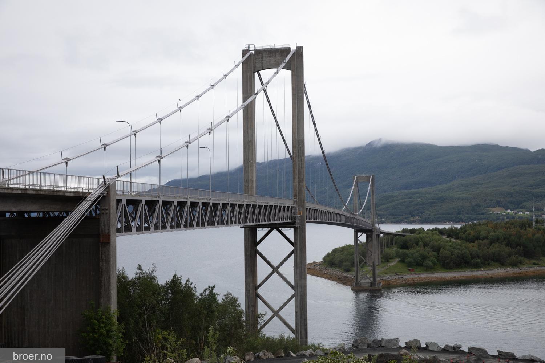 picture of Rombak Bridge