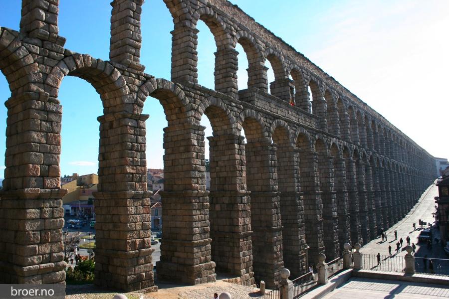 Segovia Akvedukt