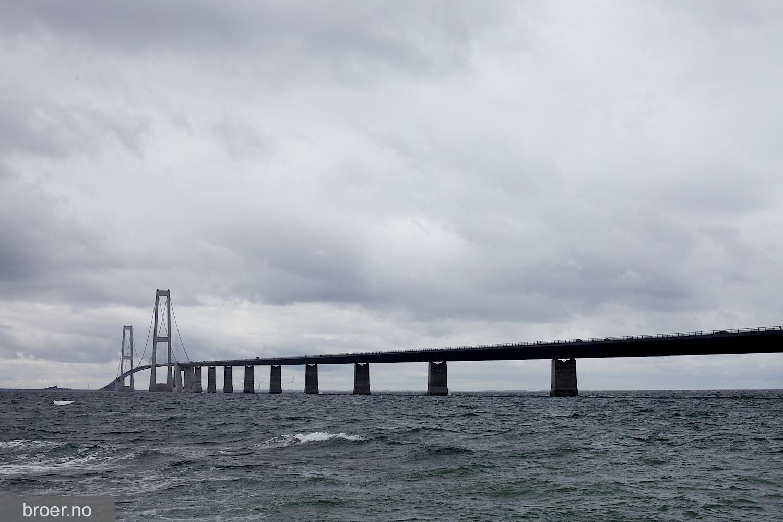 picture of Great Belt East Bridge
