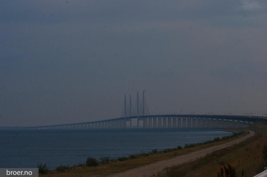 bilde av Øresundbroen