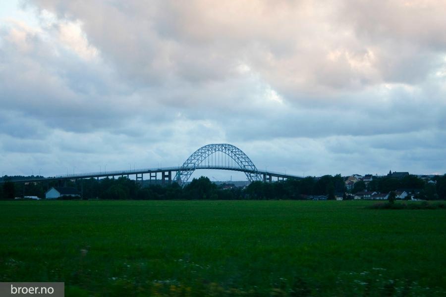 picture of Fredrikstad Bridge