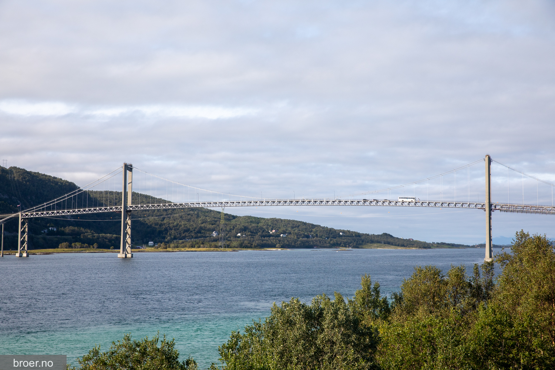 picture of Tjeldsund Bridge